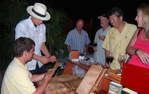 Cigar Rolling Events