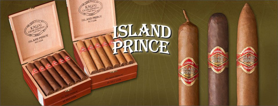 Six Exclusive and Limited Lines of Cigars!